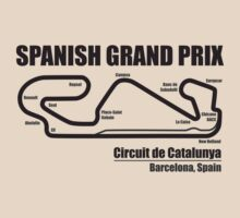 Spanish Grand Prix (Light Shirts) by oawan