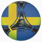 Euro 2012 Football - Sweden by SkinnyJoe
