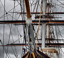 The Cutty Sark, Greenwich by Karen Martin IPA