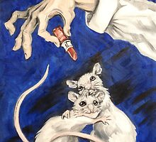 Lipstick and Lab Mice by Ellen Marcus