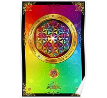 The Flower of Life Poster