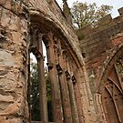 Ruins of St Michael's Cathedral, Coventry, United Kingdom by Magdalena Warmuz-Dent
