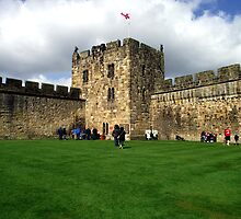 Alnwick Castle by Michelle Bews