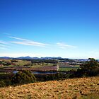 Beautiful Tasmania - countryside by georgieboy98