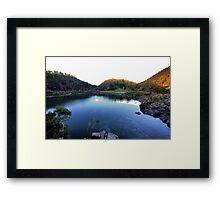 Beautiful Tasmania - Cataract Gorge Framed Print