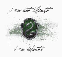 Slytherin Motto by sparkykot