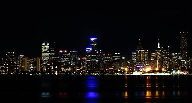 """Melbourne Lights"" by jonxiv"