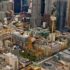 Melbourne The City of All by Shelley Eden