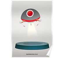 UFO - Monster Collection Poster