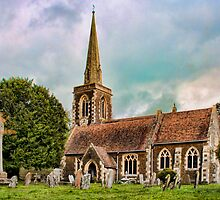 St Mary's Church Frittenden by Dave Godden