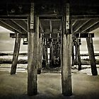 Under the Pier by Debra Fedchin
