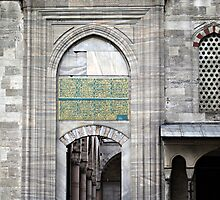 Blue Mosque, Istanbul by Raftman