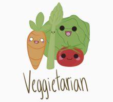 Veggitarian Tshirt by Shep610