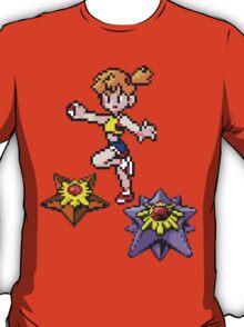 Cerulean City Gym Team T-Shirt