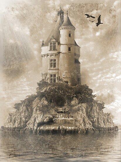 Enchanted Castle by Rozalia Toth