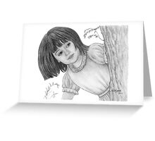 Is It Alice? Greeting Card
