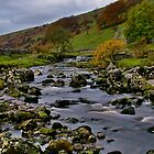 Deepdale, Yorkshire Dales by Jim Round
