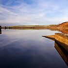 Embsay Reservoir, Yorkshire Dales by Jim Round