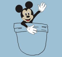 Pocket-Sized Mickey by MickeySpectrum