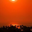 RedSun in the Morning by ZWC Photography