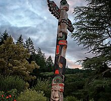 Totem Pole by ZWC Photography