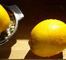 Early morning Lemon by D. D.AMO
