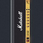 Retro Amp Amplifier iPad Case / iPhone 5 Case / iPhone 4 Case  by CroDesign