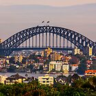 Sydney Harbour Bridge, Australia by Luke Kliman