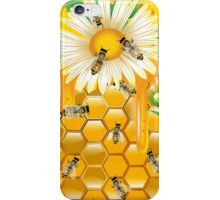 Save Our Bees iPhone 5 Case / iPhone 4 Case  / Samsung Galaxy Cases  iPhone Case/Skin