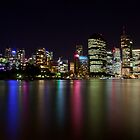 City Rainbow by Lincoln Stevens