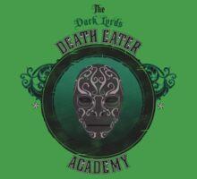 The Dark Lords Training Academy Hi Grunge by liquidsouldes