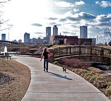 A Walk In The Park by Elizabeth Burton