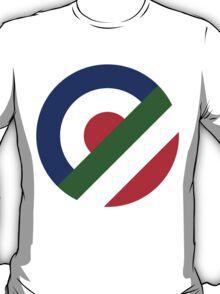 Colors of mod T-Shirt