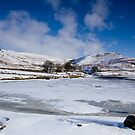 Winter at Embsay, Yorkshire by Jim Round