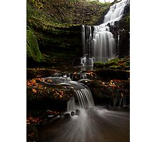 Scalber Force, Yorkshire Dales Photographic Print