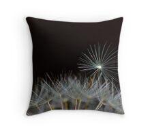 Colour and Sparkles Throw Pillow