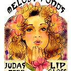 Melody Pond&#x27;s Judas Tree Lipgloss by Monica Lara
