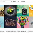 30 April 2012 by The RedBubble Homepage