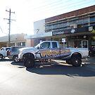 Rocket Sports Truck - S80/Southern 80 - Echuca 2012 by djnatdog
