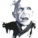 Voldemort by hans-zombee