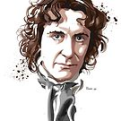 Eighth Doctor by hans-zombee