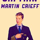 Captain Martin Crieff by soapyburps