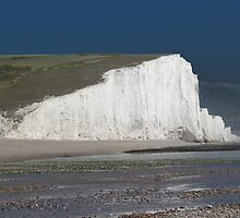The Seven Sisters ( Wide Angle ) by wiggyofipswich