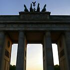 Brandenburger Tor by Nathan Probert