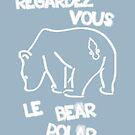 Regardez vous le bear polar  by nimbusnought