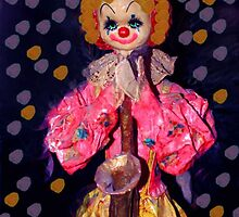 I AM BIBBY THE CLOWN.  by Sherri     Nicholas