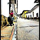 Stroller walk  by Helkramu