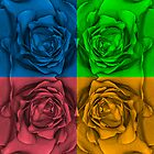 Four Roses by Dennis Reagan