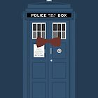Doctor Who TARDIS iphone eleventh doctor by nouvellegamine