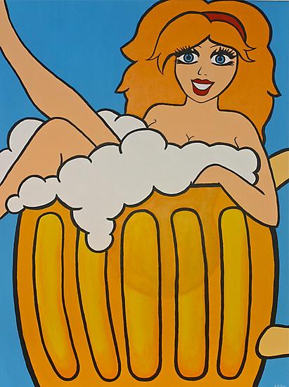 Beer Burlesque by misskris